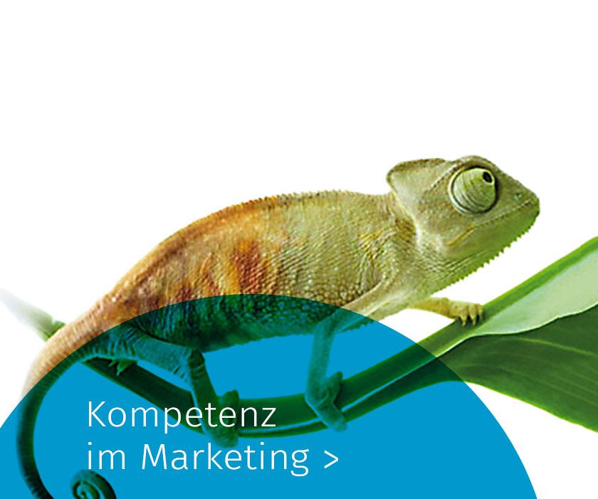 Veranstaltung: Kompetenz im Marketing
