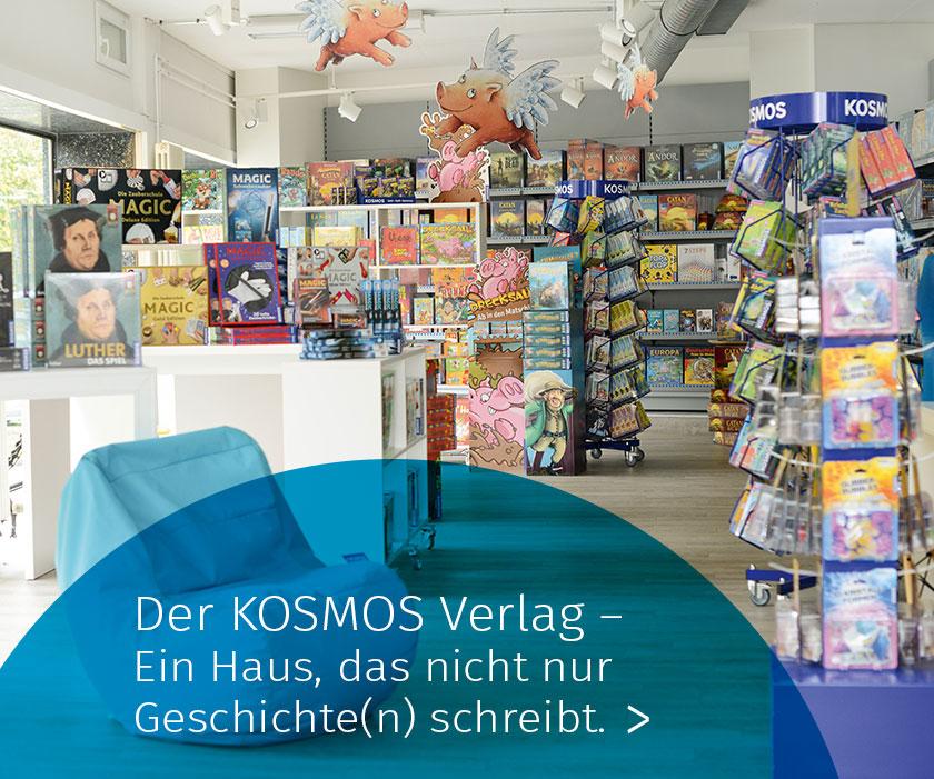 Marketing Club Region Stuttgart-Heilbronn: Der KOSMOS Verlag - Ein Haus, das nicht nur Geschichte(n) schreibt