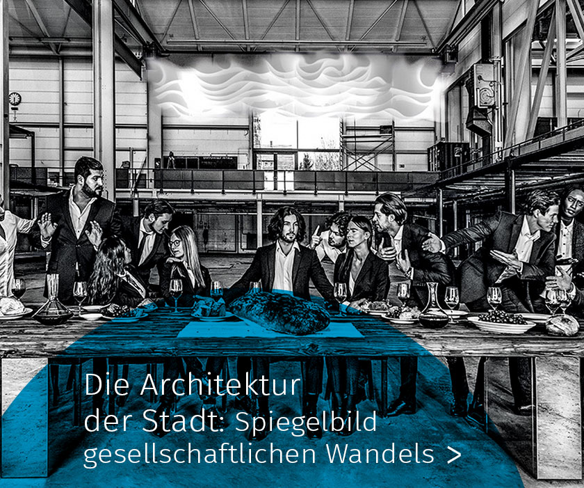 Marketing Club Region Stuttgart-Heilbronn: Die Architektur der Stadt: Spiegelbild gesellschaftlichen Wandels