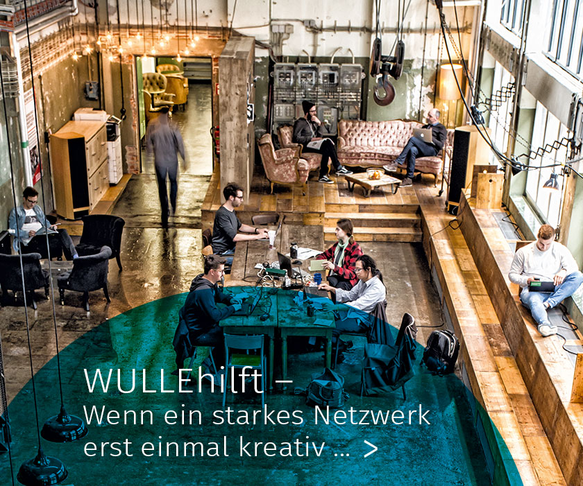 Marketing Club Region Stuttgart-Heilbronn. Veranstaltung: WULLEhilft