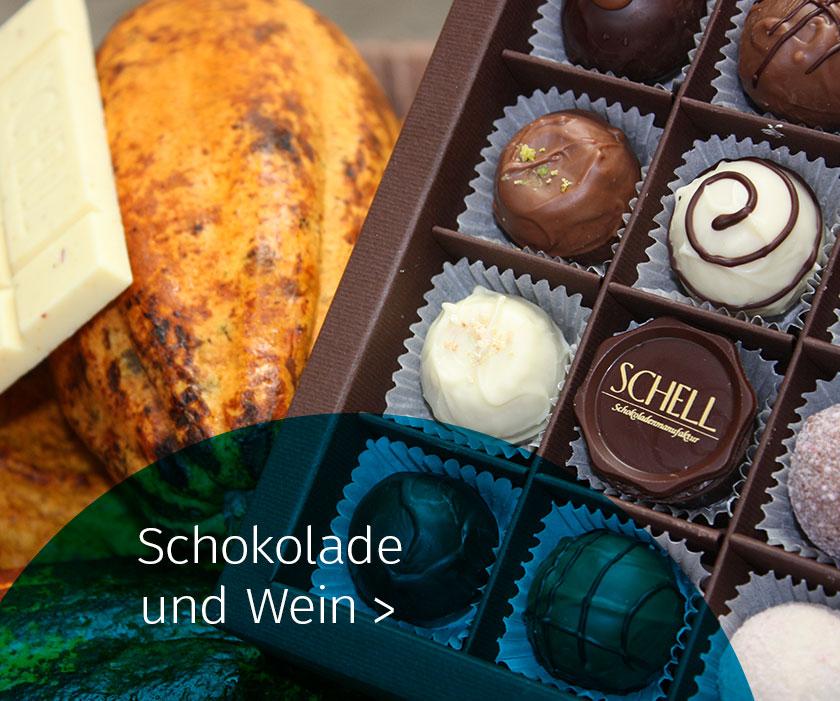Marketing Club Region Stuttgart-Heilbronn Veranstaltung: Schokolade und Wein