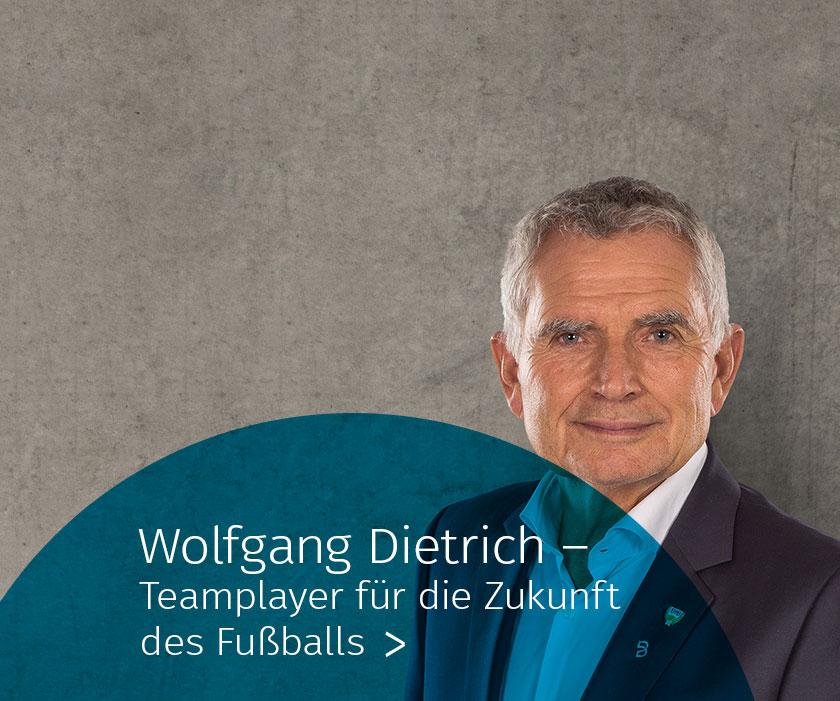 Marketing Club Region Stuttgart-Heilbronn Veranstaltung: Wolfgang Dietrich - Teamplayer für die Zukunft des Fußballs