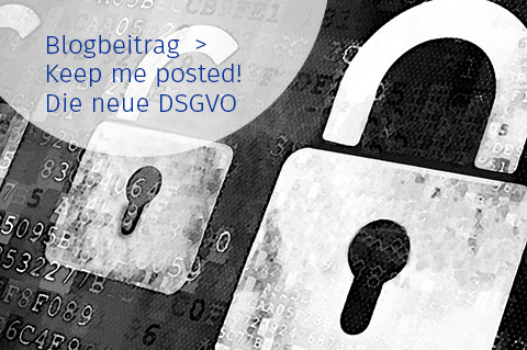 Marketing Club Region Stuttgart-Heilbronn Blogbeitrag: Keep me posted! DSGVO