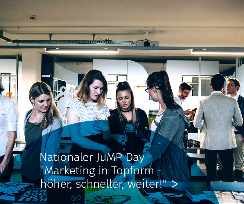Marketing Club Region Stuttgart-Heilbronn Veranstaltung: JuMP Day