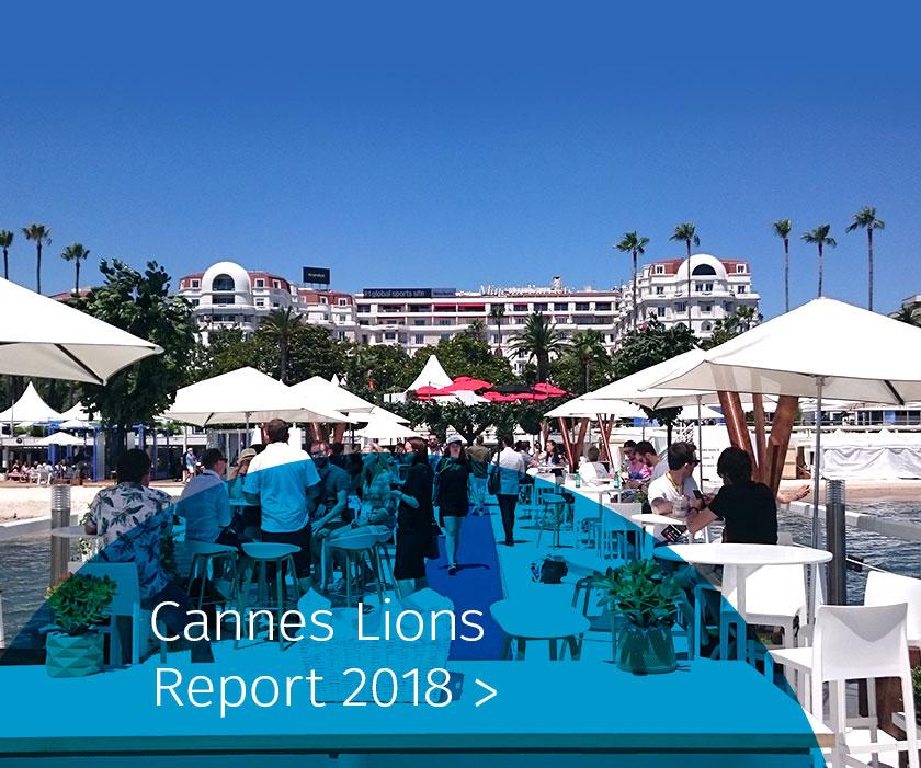 Marketing Club Region Stuttgart-Heilbronn Veranstaltung: Cannes Lions Report 2018