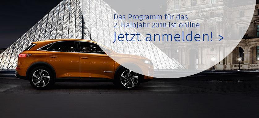 Marketing Club Region Stuttgart-Heilbronn das neue Programm für das 2. Halbjahr 2018