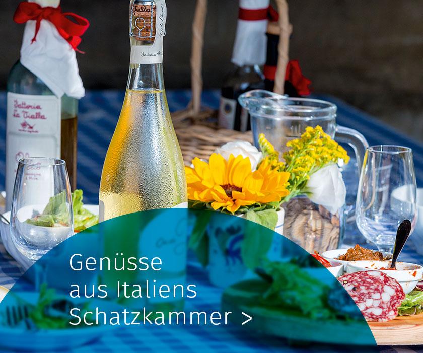 Marketing Club Region Stuttgart-Heilbronn Veranstaltung: Genüsse aus Italiens Schatzkammer