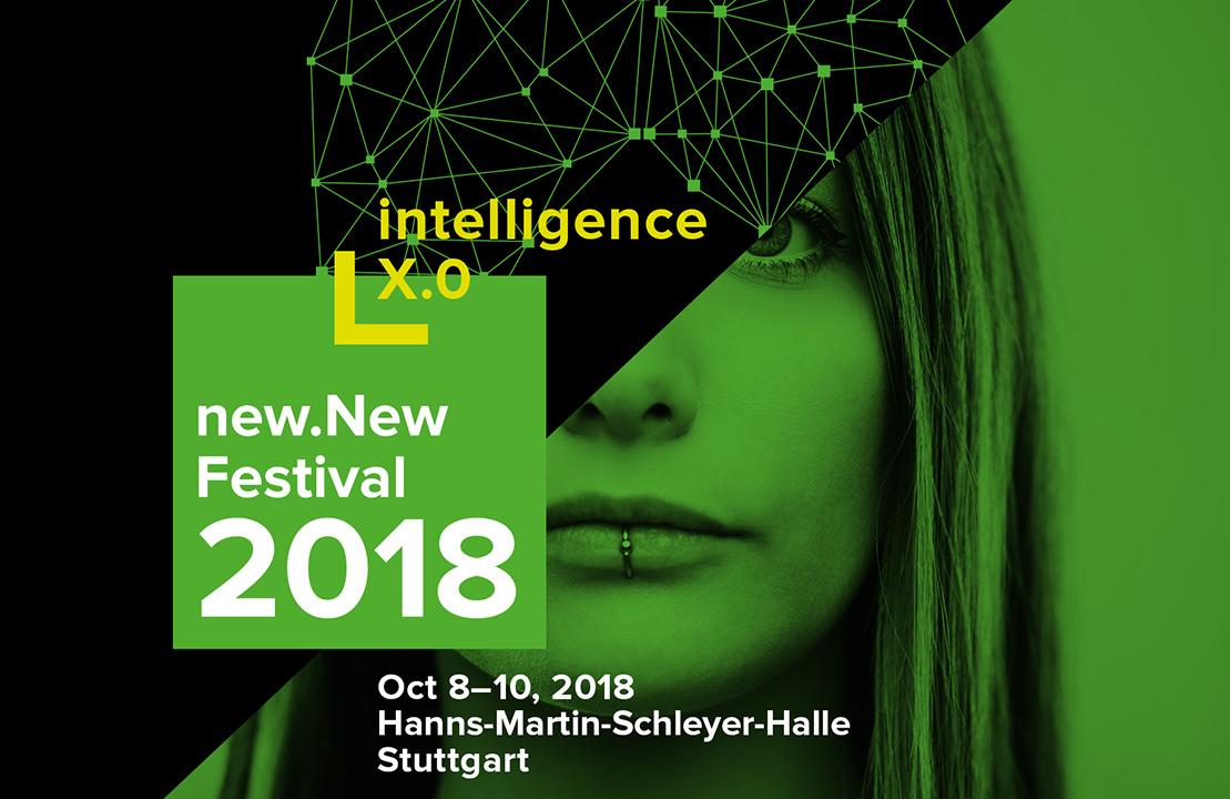 Digitale Innovation erleben – der Marketing Club Region Stuttgart-Heilbronn freut sich über die Partnerschaft mit dem new.New Festival 2018