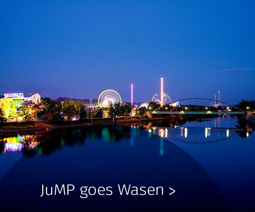 Marketing Club Region Stuttgart-Heilbronn Slider Veranstaltung: JuMP goes Wasen