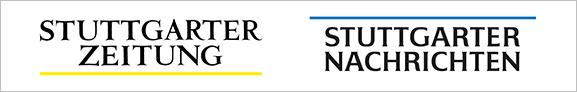 Stuttgarter Zeitung und Stuttgarter Nachrichten Logos