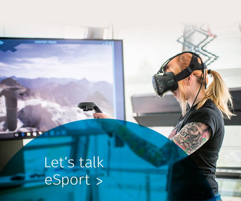 Marketing Club Region Stuttgart-Heilbronn Veranstaltung: Let's talk eSport