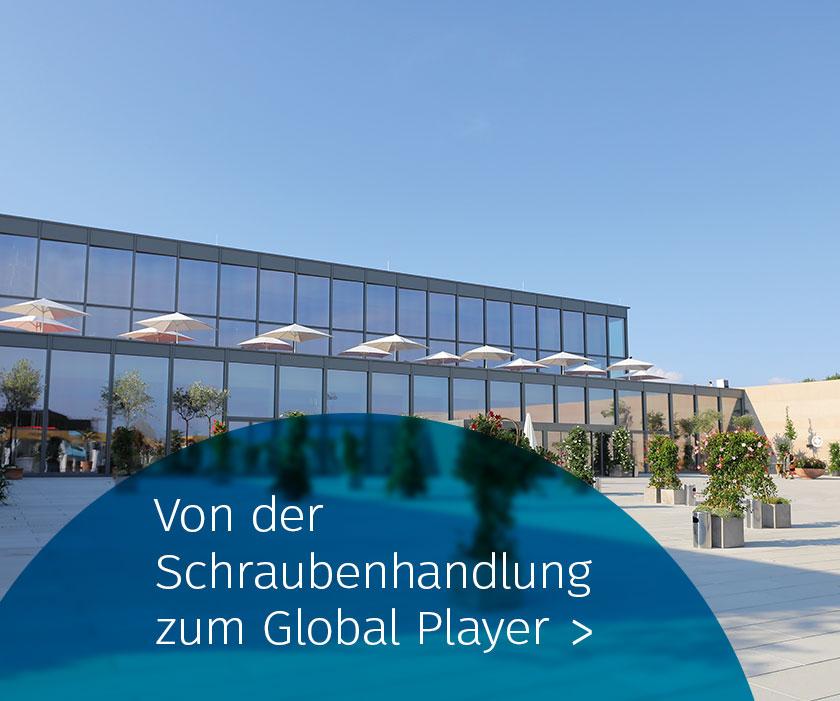 Marketing Club Region Stuttgart-Heilbronn Veranstaltung: Von der Schraubenhandlung zum Global Player