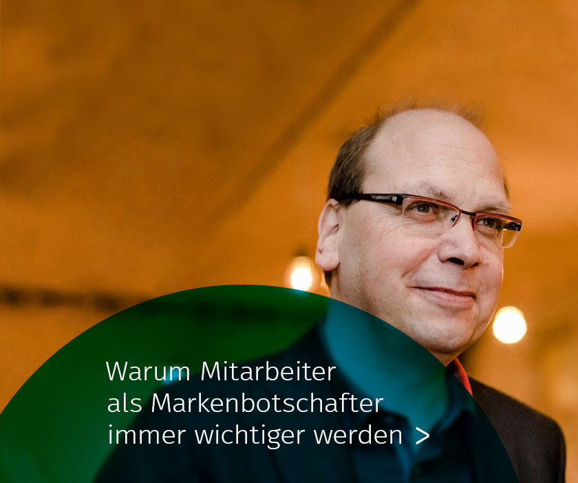 Marketing Club Region Stuttgart-Heilbronn Veranstaltung: Warum Mitarbeiter als Markenbotschafter immer wichtiger werden