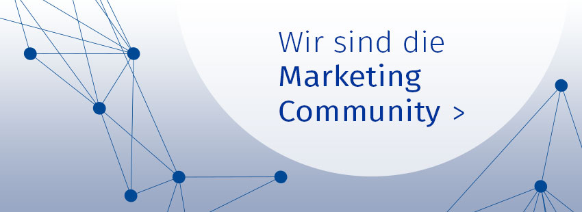 Wir sind die Marketing Community