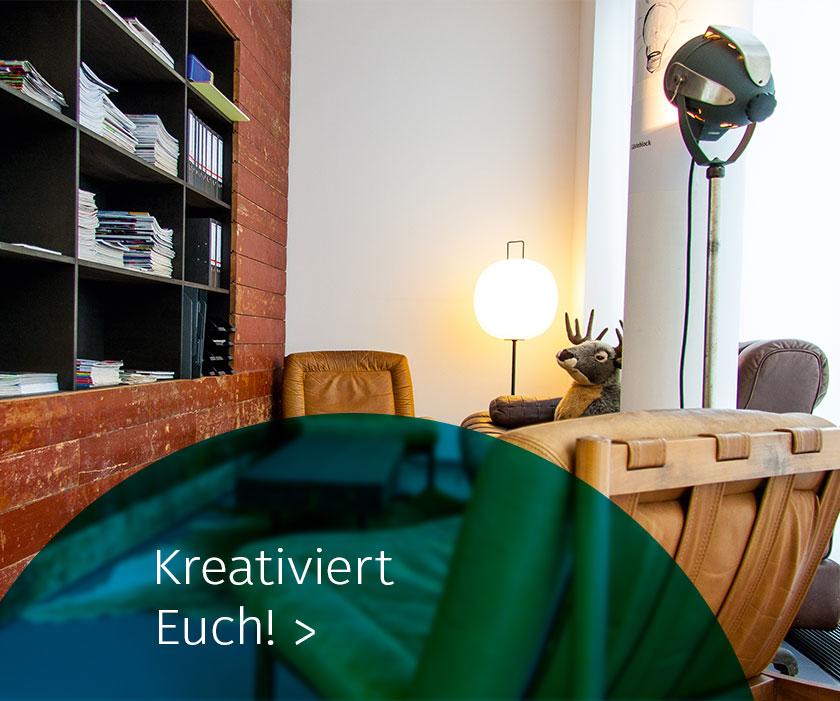 Marketing Club Region Stuttgart-Heilbronn Veranstaltung: Kreativiert Euch!