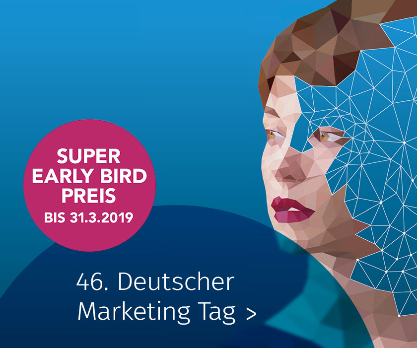Marketing Club Region Stuttgart-Heilbronn Veranstaltung Deutscher Marketing Tag 2019