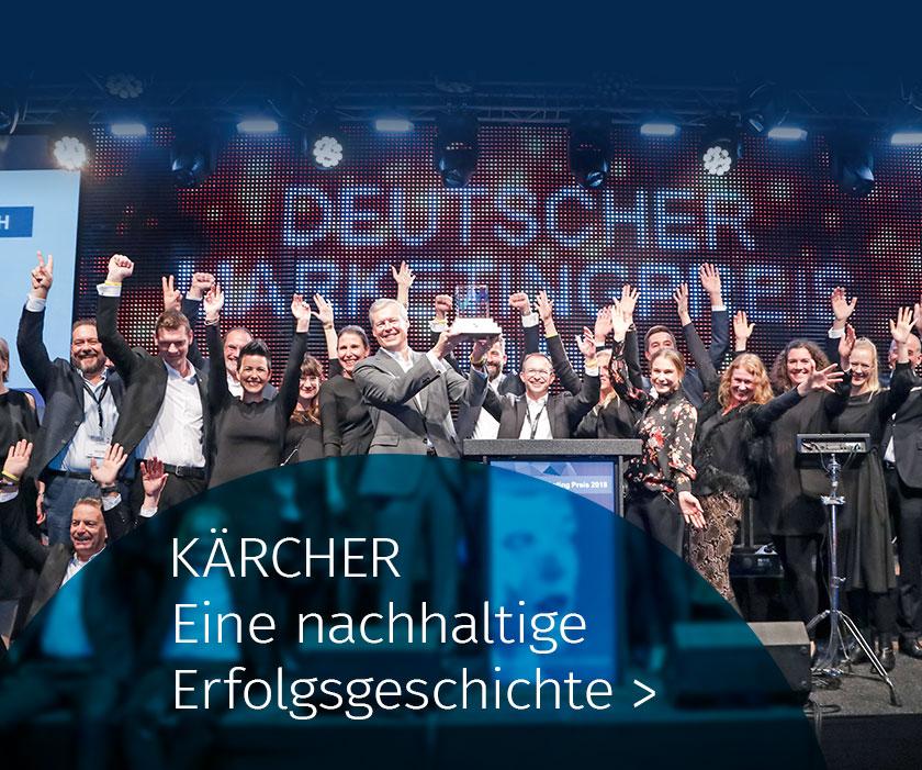 Marketing Club Region Stuttgart-Heilbronn Veranstaltung: Kaercher-eine nachhaltige Erfolgsgeschichte