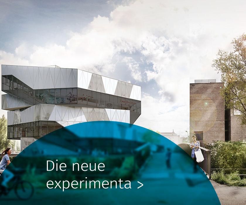 Marketing Club Region Stuttgart-Heilbronn Veranstaltung: die neue experimenta