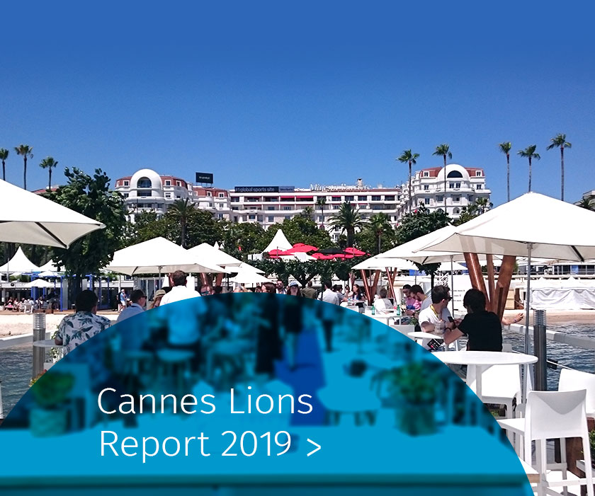 Marketing Club Region Stuttgart-Heilbronn Veranstaltung: Cannes Lions Report 2019