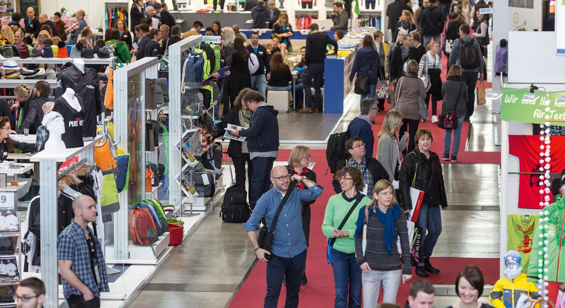 MCSH Veranstaltung Messemarketing und Rundgang über die EXPO 4.0