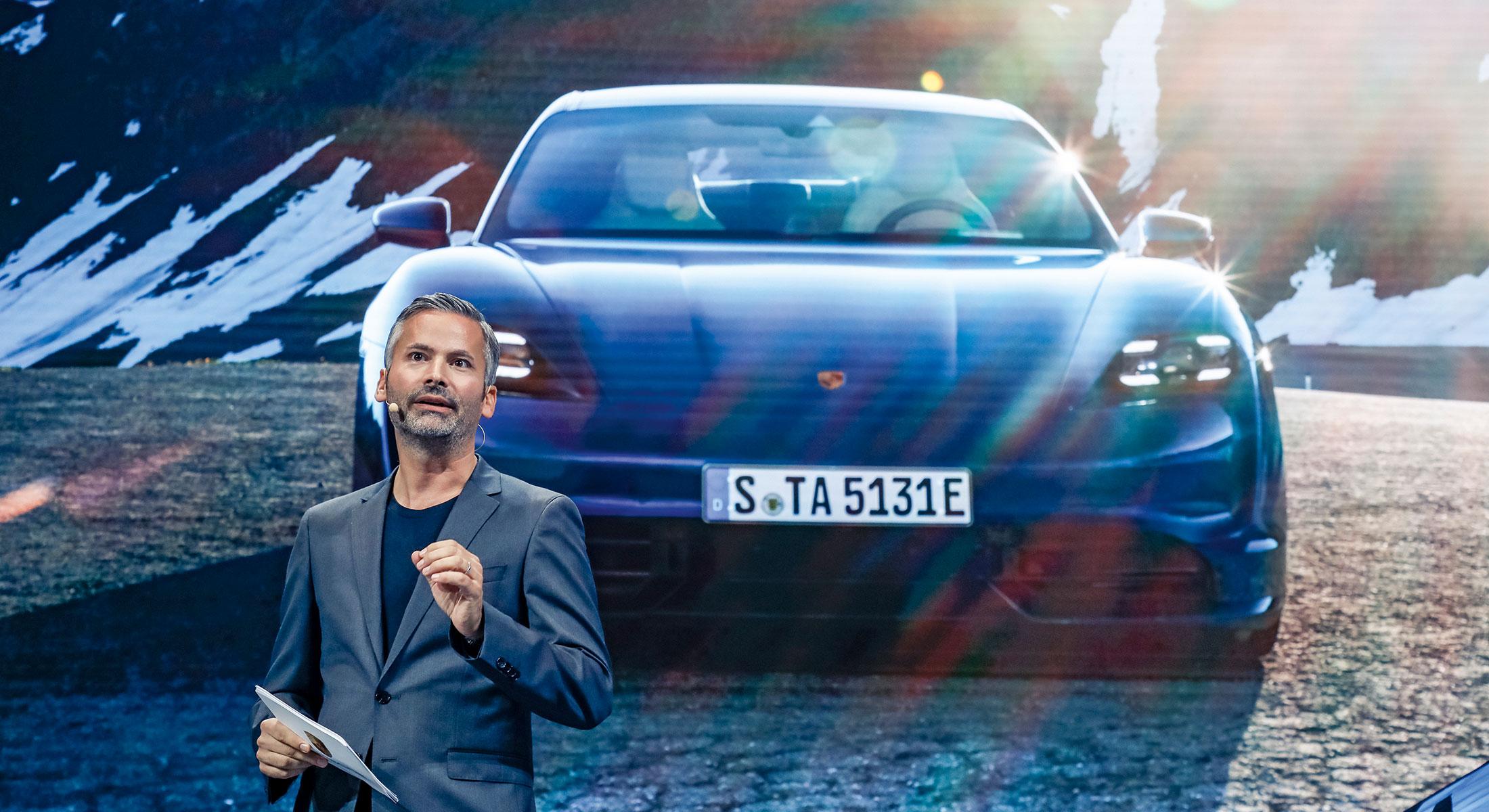 MCSH Veranstaltung Soul electrified Porsche