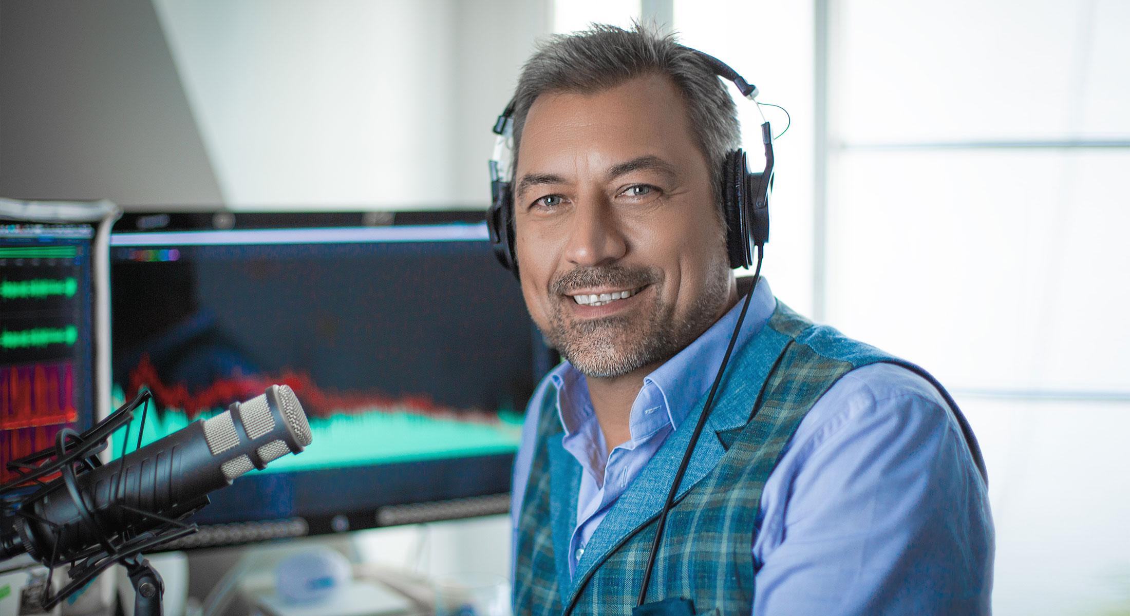 MCSH Webinar: Podcast in der Unternehmenskommunikation - Teil 01