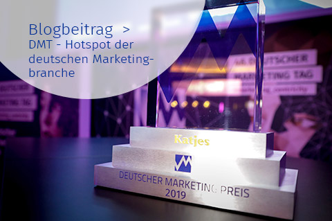 MCSH Blogbeitrag: Deutscher Marketing Tag - Hotspot der deutschen Marketingbranche