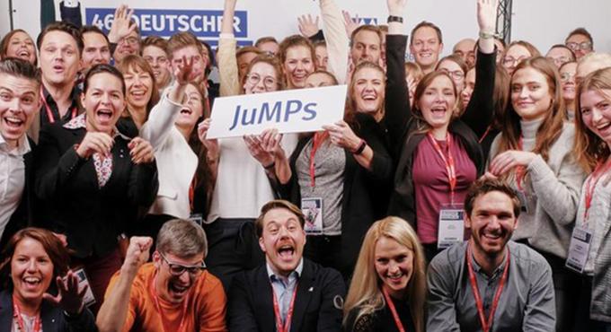 Marketing Club Region Stuttgart Heilbronn: Nationaler JuMP Organisation