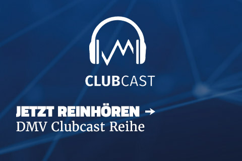 MCSH Slider: DMV Clubcast - jetzt reinhören