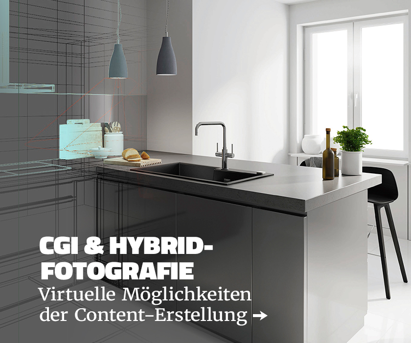 MCSH Slider: CGI & Hybridfotografie