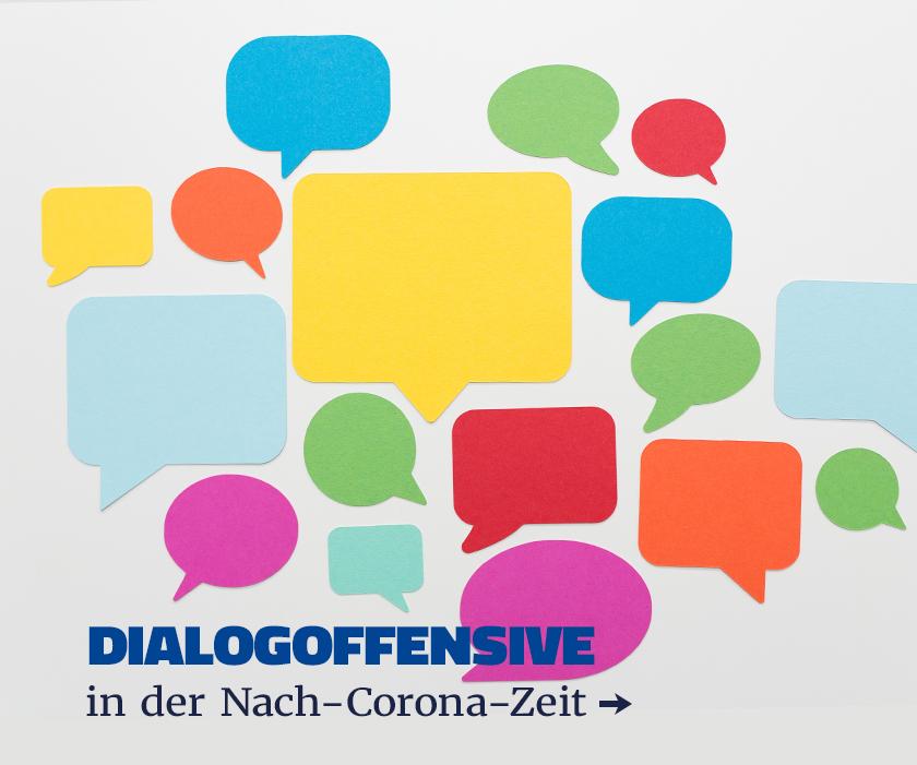MCSH Slider: Dialogoffensive in der Nach-Corona-Zeit