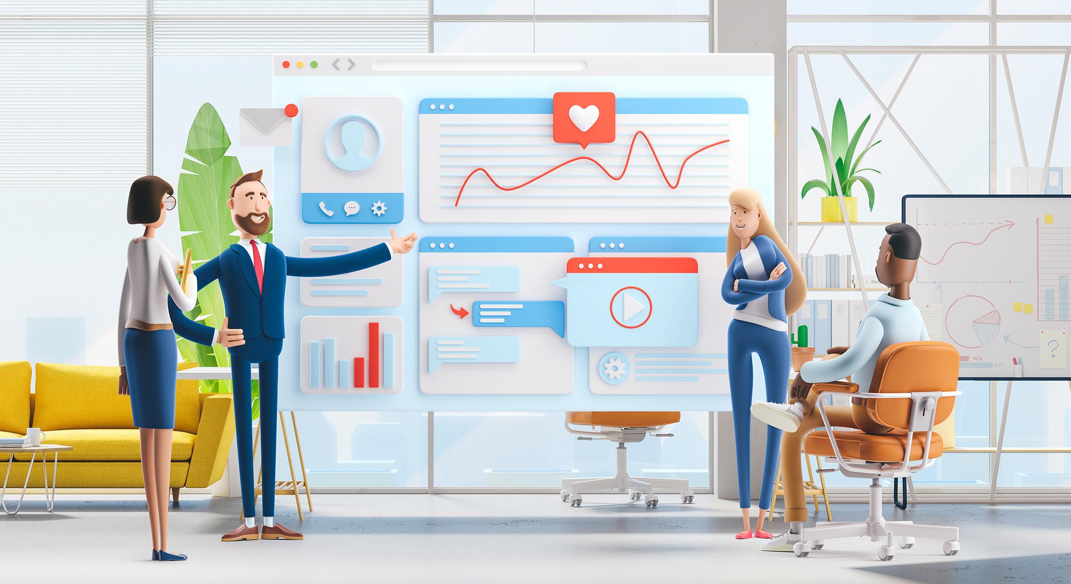 MCSH Veranstaltung: Digitales Lead Management